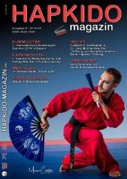 HAPKIDO magazin 2019-04-Issue-VS