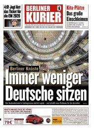 Berliner Kurier 17.11.2019
