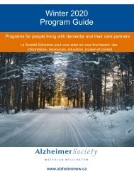 Winter 2020 Program Guide