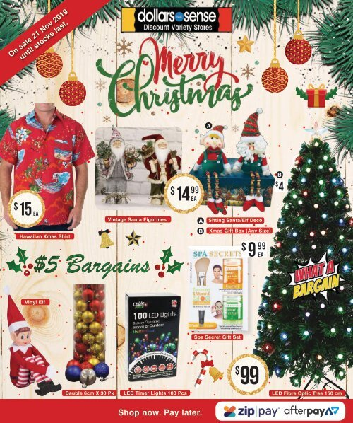 Christmas Catalogue 2019