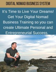 Learn How To Launch a Digital Nomad Online Business with John Spencer Ellis