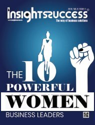 The 10 Powerful Women Business Leaders.