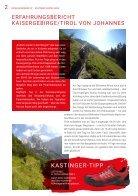 Kastinger Wanderbroschüre - Seite 4