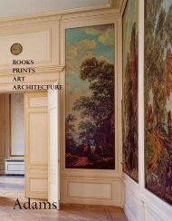 BOOKS PRINTS ART ARCHITECTURE