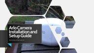 Arlo Camera Installation and setup Guide