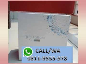 SPESIAL, TELP/WA 0811-9662-996!!! Jelly Collagen By Seacume Serum Pemutih Kulit Minum Di Jakarta