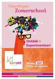 Aanzet_Zomerschool_Verslag_2019_Yumpu