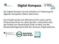 Digital Kompass Standort_ Bad Tölz-Wolfratshausen