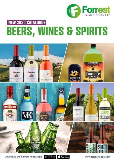Forrest Alcohol 2020