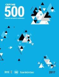 Publicación CEPYME500 2017