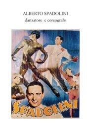 sito Spadolini danzatore e coreografo pdf
