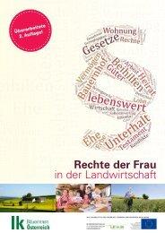 Rechte der Frau in der Landwirtschaft 2. Auflage