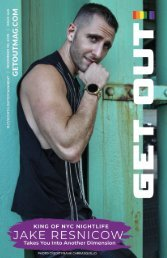 Get Out! GAY Magazine – Issue 445 November 20, 2019