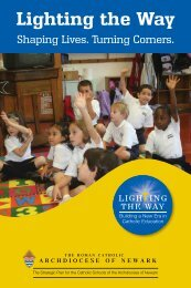 Lighting the Way: Shaping Lives. Turning Corners.