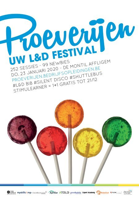 L&D Festivalgids Proeverijen, 23/01/20