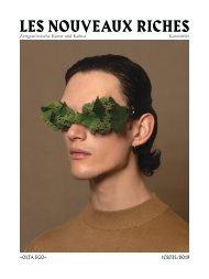 Les Nouveaux Riches 2. Ausgabe »OLTA EGAO«