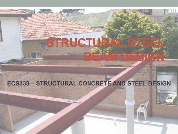 Steel Beam Design