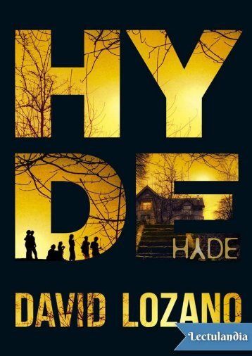 Hyde - David Lozano Garbala