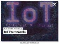 Top 10 Open Source IoT Frameworks
