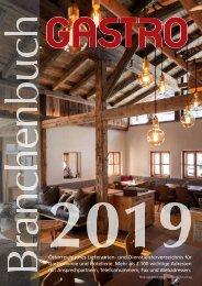 GASTRO Branchenbuch 2019