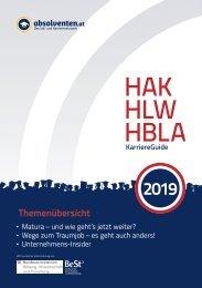 HAK/HLW/HBLA KarriereGuide 2019