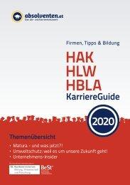 HAK/HLW/HBLA KarriereGuide 2020