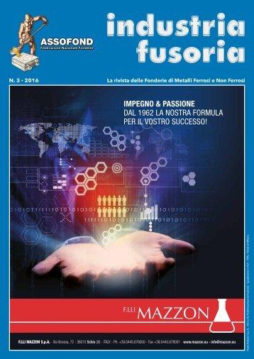 Industria Fusoria 3-2016