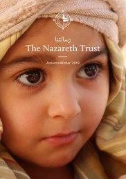 Nazareth Trust Newsletter Autumn/Winter 2019