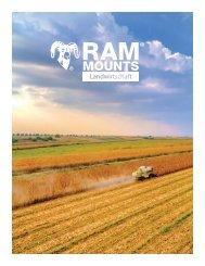 RAM Mounts Landwirtschaft Katalog