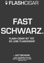 FlashCigar Dezember 2019