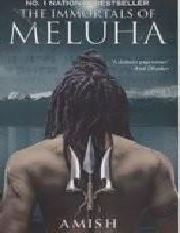 the immortal of maluha