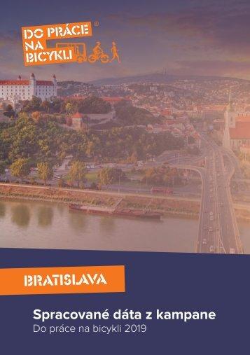 Spracované dáta z kampane DPNB 2019 - Bratislava