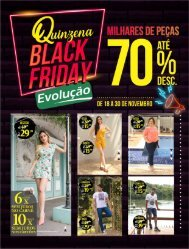 Black Friday Evolução