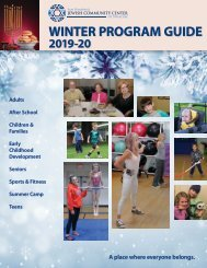 2019-20 Winter Program Guide