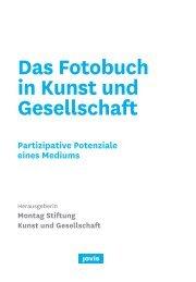 Das Fotobuch in Kunst und Gesellschaft