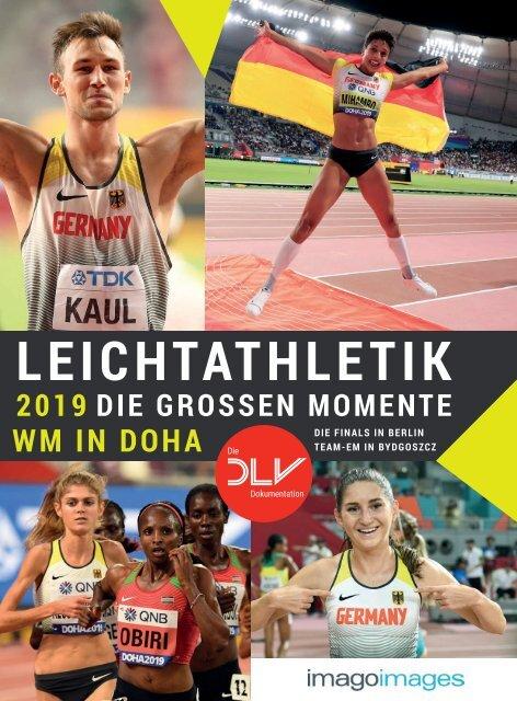 Leichtathletik 2019 – Die großen Momente