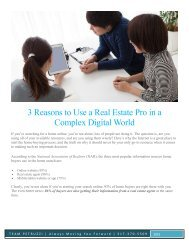 3 reasons to use a realtor in a complex digital world