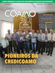 Revista Coamo Edição de Novembro de 2019