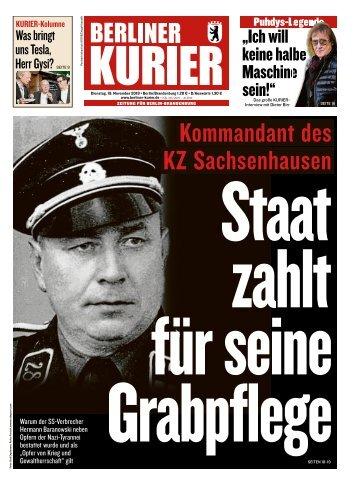 Berliner Kurier 19.11.2019