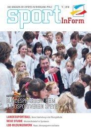 sportInForm - Landessportbund Rheinland-Pfalz