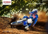 2020 Yamaha OffRoad Competition