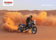 2020 Yamaha Adventure
