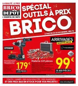 Brico Depôt Catalogue Et Promos En Cours