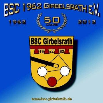 Festschrift komplett - BSC Girbelsrath