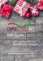 DirectioNS 2019 Holiday Catalogue