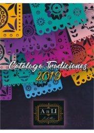 #711 An Li Catalogo DeFabrica Tradiciones 2019 precios de mayoreo en USA
