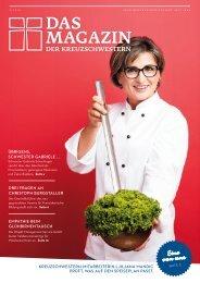 Kreuzschwestern Magazin Ausgabe 3_19