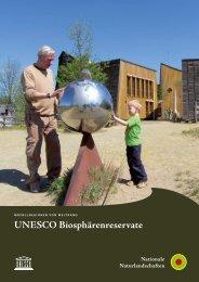 UNESCO Biosphärenreservate - EUROPARC Deutschland