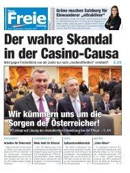 Der wahre Skandal in der Casino-Causa