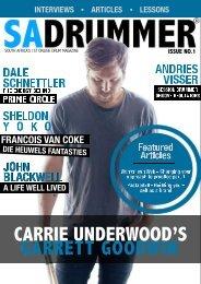 Issue 1 - Garrettt Goodwin - October 2017